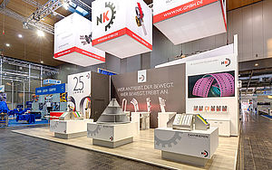 NK Riemensysteme, Hannover Messe 2017